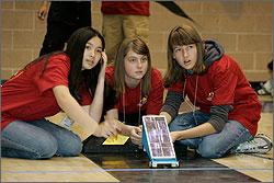 Junior Solar Sprint Competion