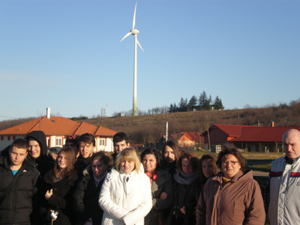 Excursion to Renewable Energy Park
