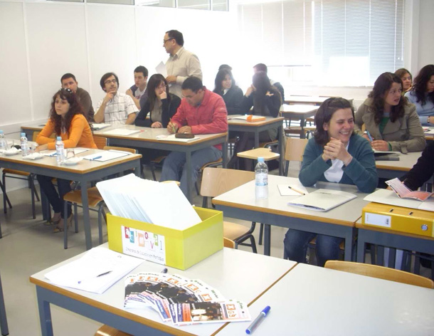 Teacher training in Portugal II