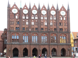 Stralsund - City Hall